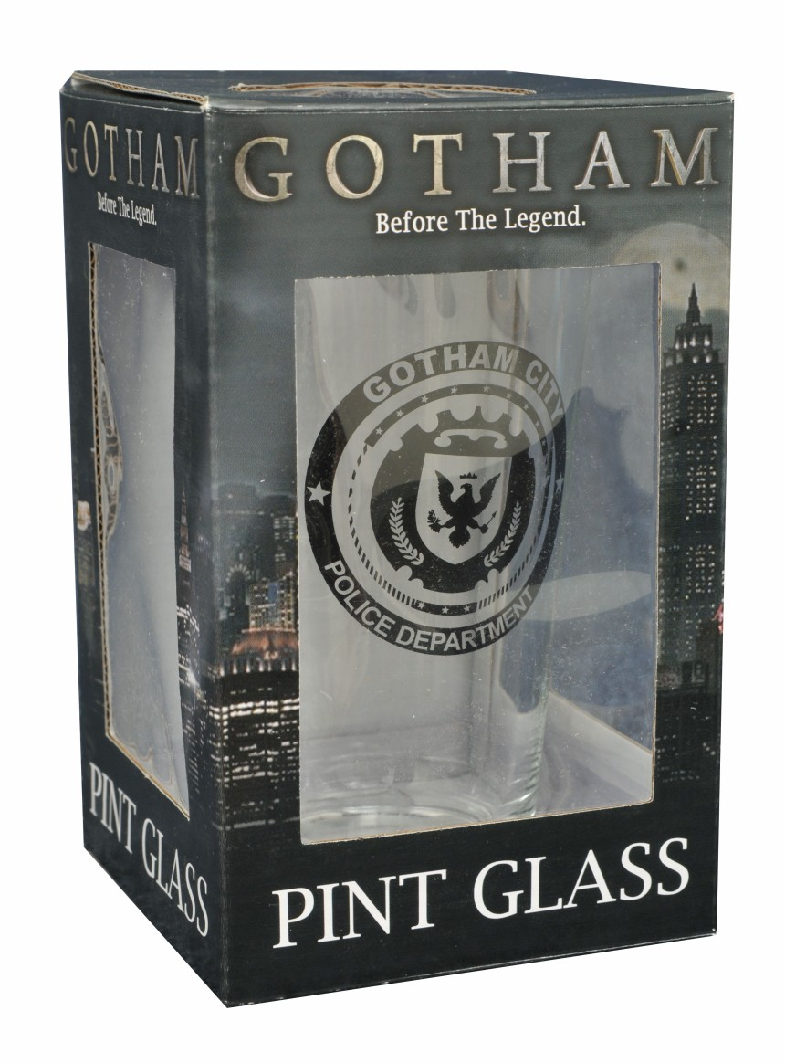GothamGCPDFront