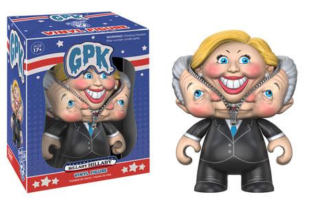 GPK Billary Hillary
