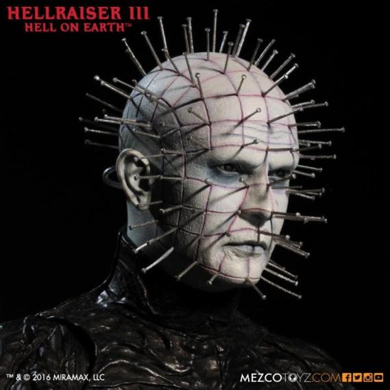 Hellraiser- Pinhead 12inch Figure 3