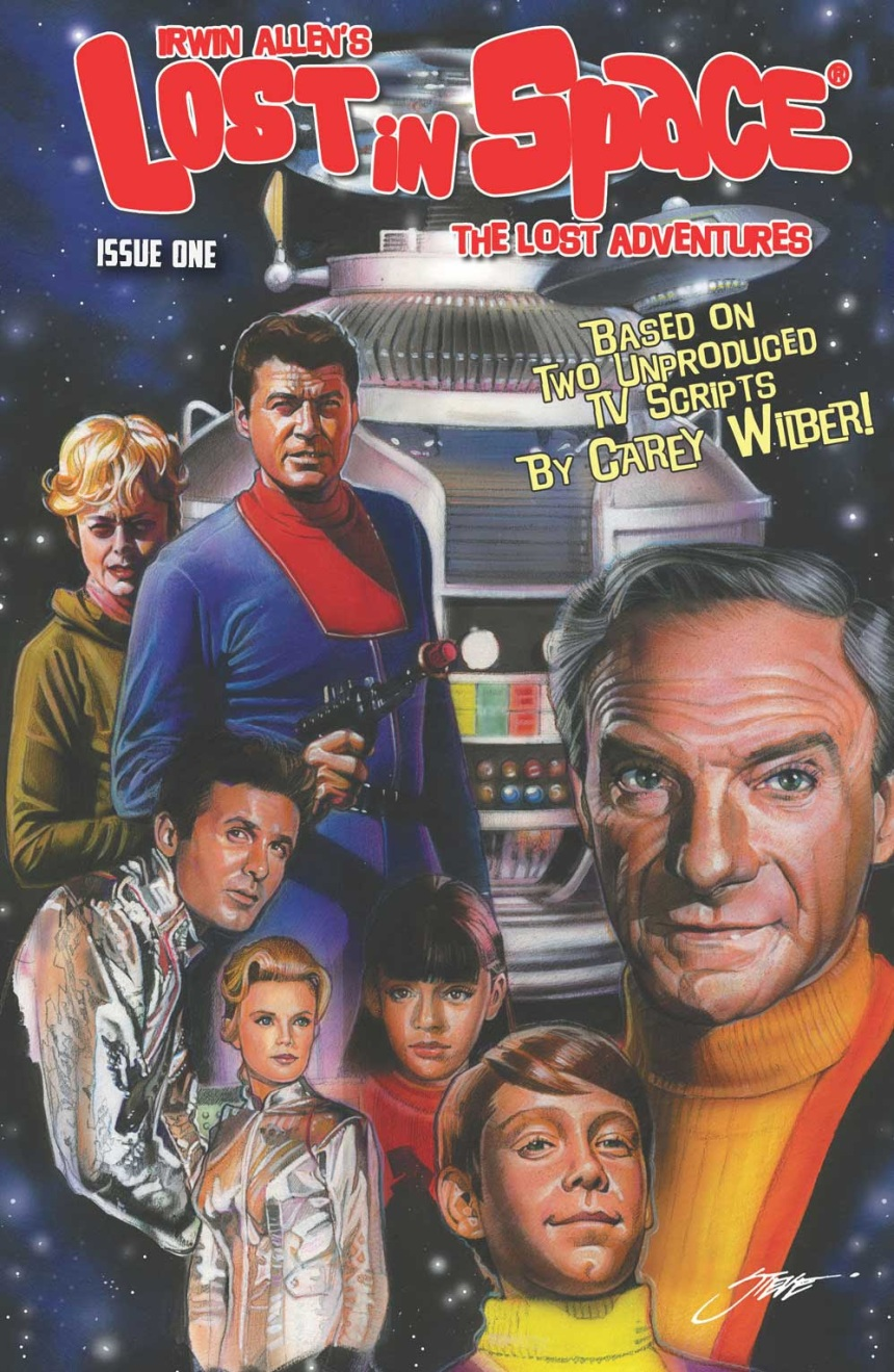 IRWIN ALLEN'S LOST IN SPACE THE LOST ADVENTURES #1 1