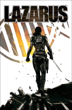 LAZARUS THE SECOND COLLECTION HC