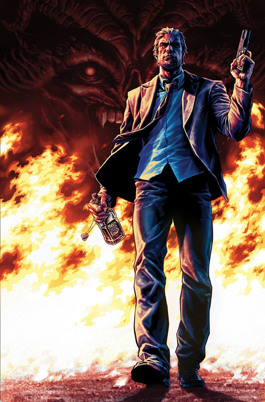 Lucas Stand #1 Main Cover by Lee Bermejo