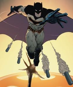 New Suit Batman
