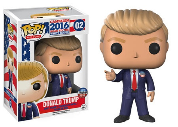 Pop! The Vote! Donald Trump