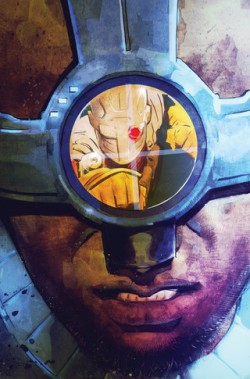 SUICIDE SQUAD MOST WANTED DEADSHOT AND KATANA #3 Cover