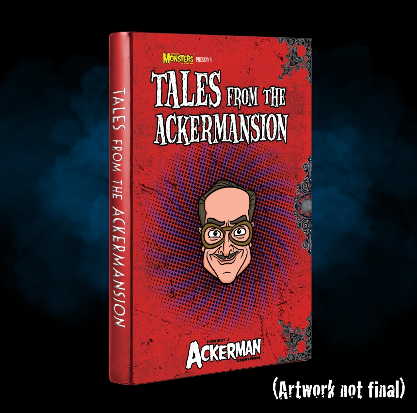 TALES FROM THE ACKERMANSION