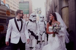 wizard world wedding