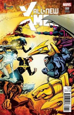 All New X-Men #9 Variant