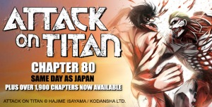 Attack on Titan Chapter 80