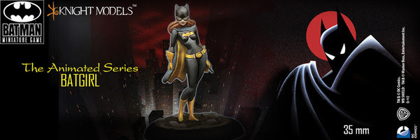 Batman the Animated series Batgirl