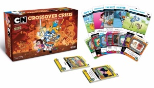 Cartoon Network Crossover Crisis Deck-Building Game 1