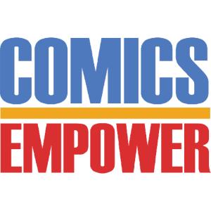 comics empower large logo