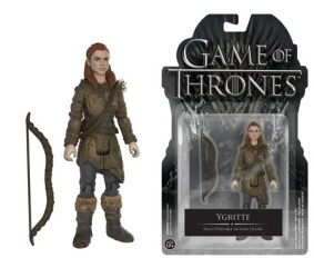 Game of Thrones – Funko Action Figures & The Wall Display Set 5