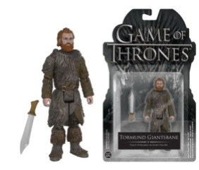 Game of Thrones – Funko Action Figures & The Wall Display Set 6