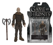 Game of Thrones – Funko Action Figures & The Wall Display Set 8
