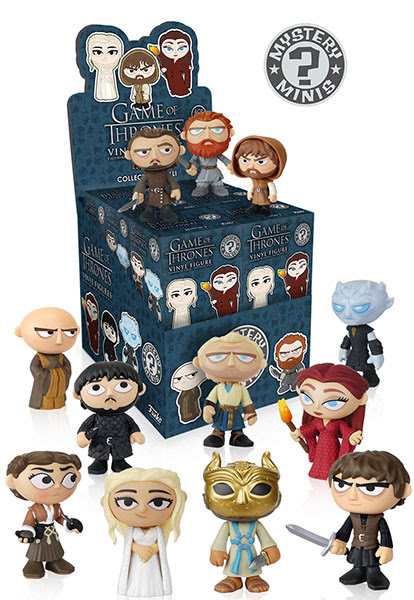 Game of Thrones – Mystery Minis Series 3 1