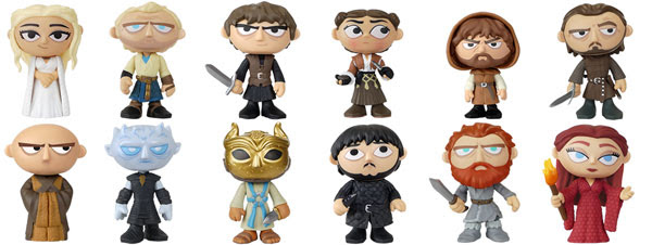 Game of Thrones – Mystery Minis Series 3 2