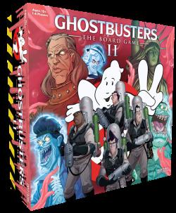 Ghostbusters the Board Game II