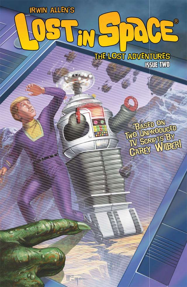 IRWIN ALLEN'S LOST IN SPACE THE LOST ADVENTURES #2 1
