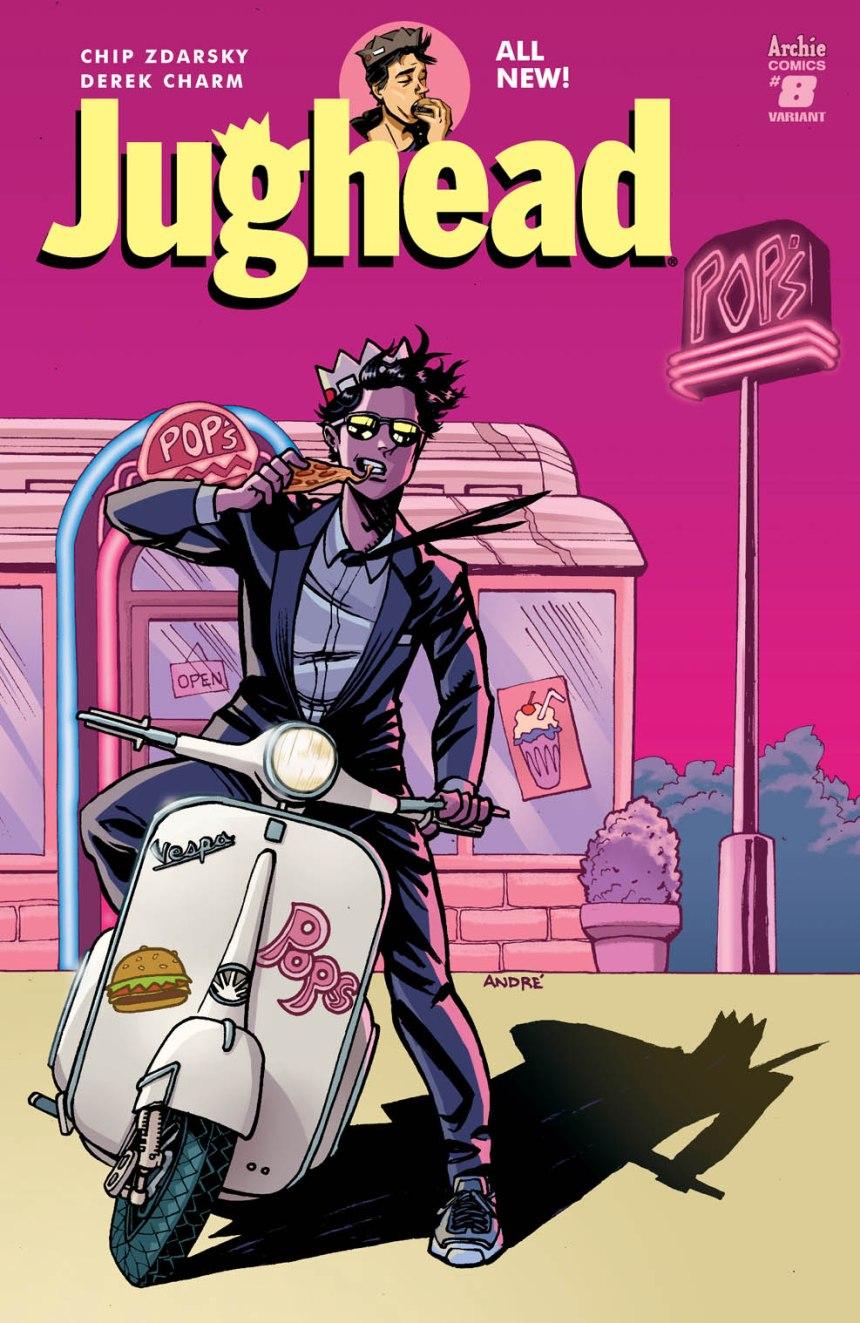 Jughead#8Szymanvar