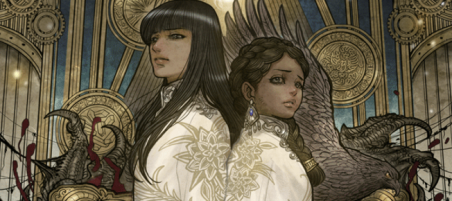 monstress #5 featured