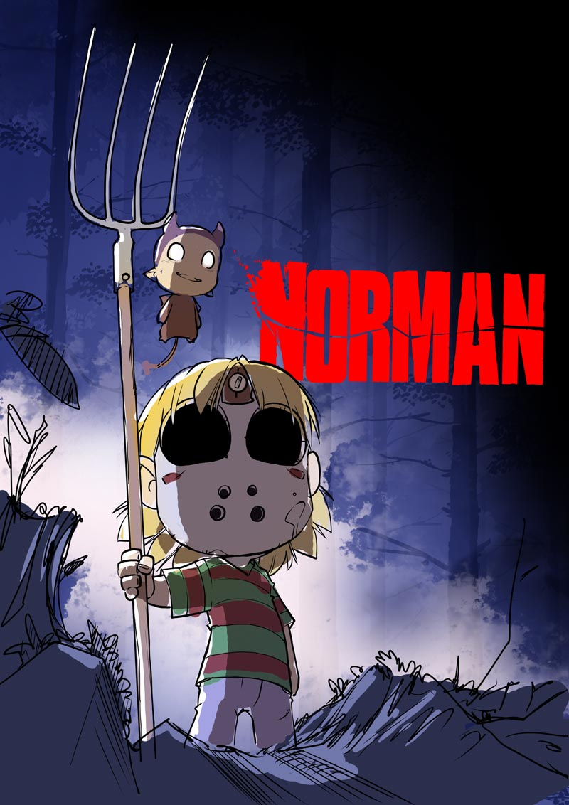 Norman_1_Cover_A
