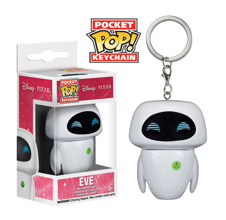 Pocket Pop! Keychain Disney Eve
