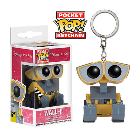 Pocket Pop! Keychain Disney Wall-E