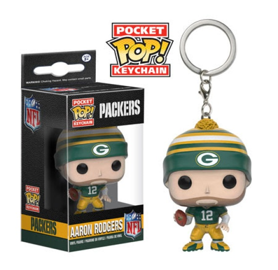 Pocket Pop! Keychain NFL 1