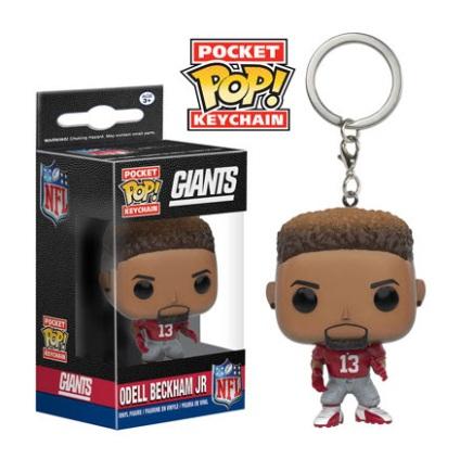 Pocket Pop! Keychain NFL 6