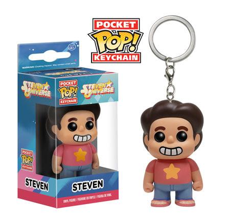 Pocket Pop! Keychain Steven Universe Steven