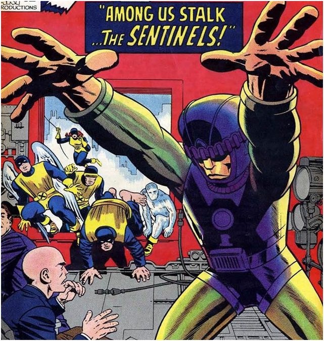 an analysis of how mutant superheroes adapt to societys issues x men Mutant cinema: the x-men trilogy from comics to screen  why i am not a superhero fan by  he did a really novel issue with non-linear events setting up a time.