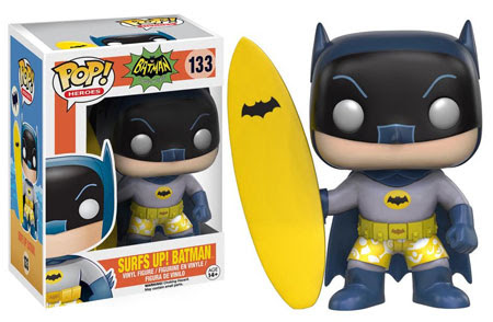 Pop! Heroes DC Surfs Up Batman
