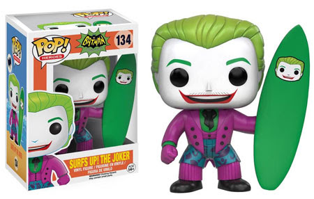 Pop! Heroes DC Surfs Up Joker
