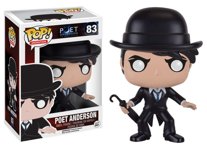 Pop! Movie Poet - Poet Anderson