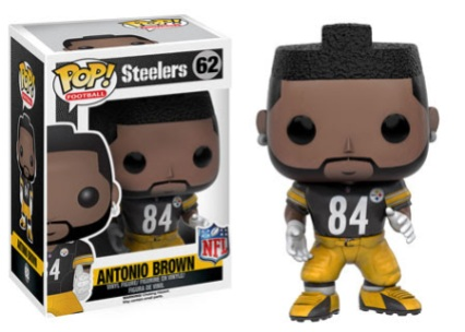 Pop! NFL Wave 3 4