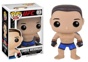 Pop! UFC Chris Weidman