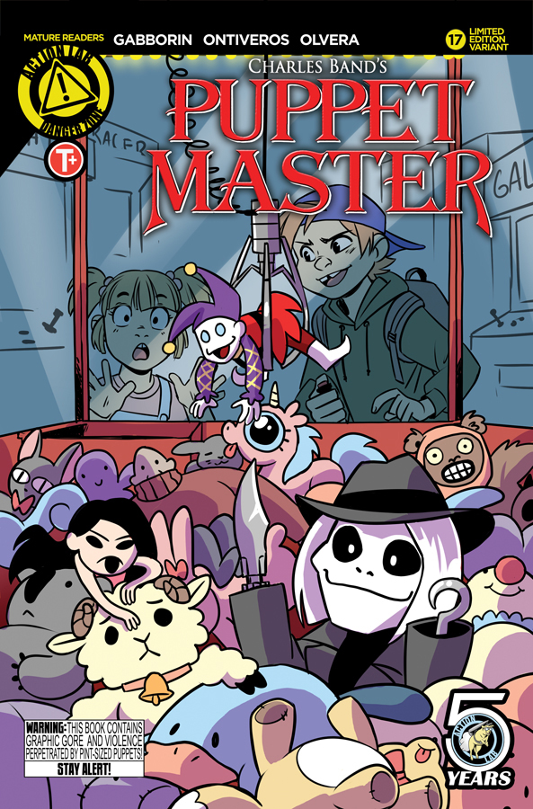 Puppet_Master_17_D_Cute_Cover RGB Solicit