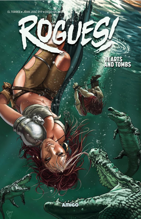 Rogues vol 3