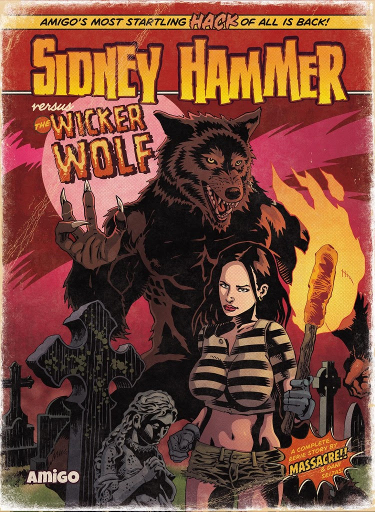 Sidney Hammer vs The Wicker Wolf