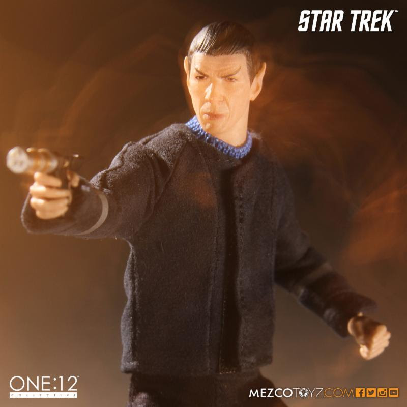 Star Trek THE CAGE Spock Limited Edition Variant 1