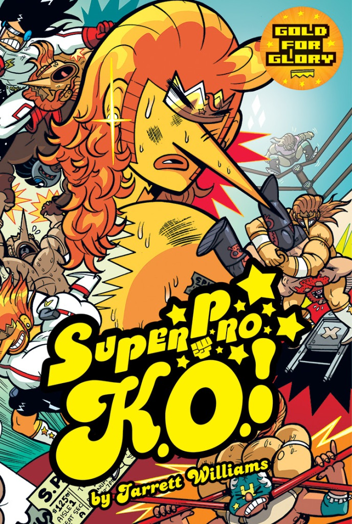 Super Pro K.O.! Golds For Glory