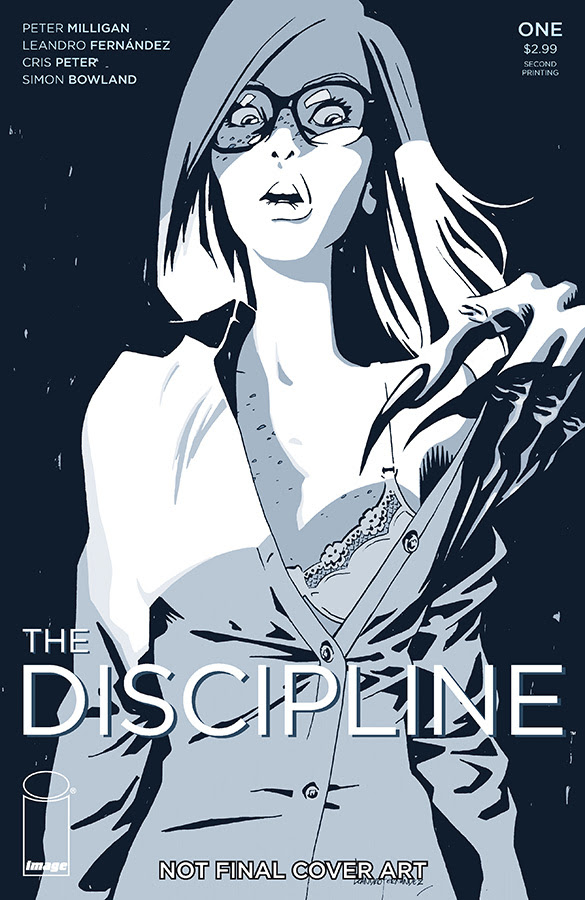 The Discipline #1 2nd Printing