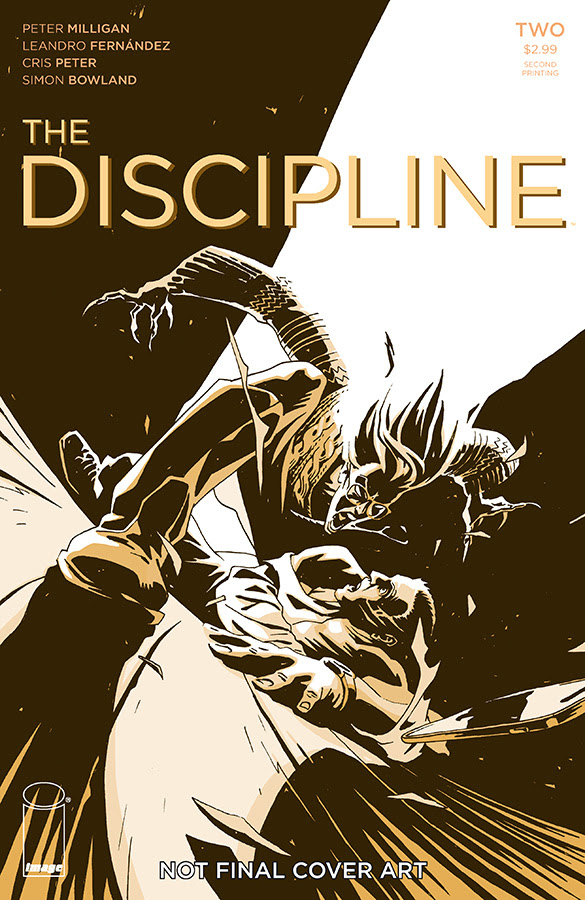 The Discipline #2 2nd Printing