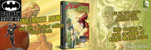 the flash arrow limited edition