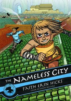The Nameless City Cover