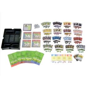 TMNT Box Contents