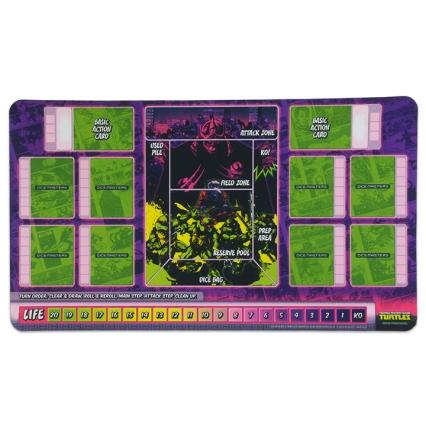TMNT Playmat