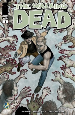 Walking Dead Variant Cover by Colleen Doran