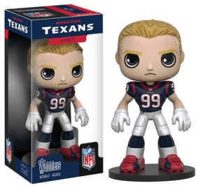 Wobbler NFL 9